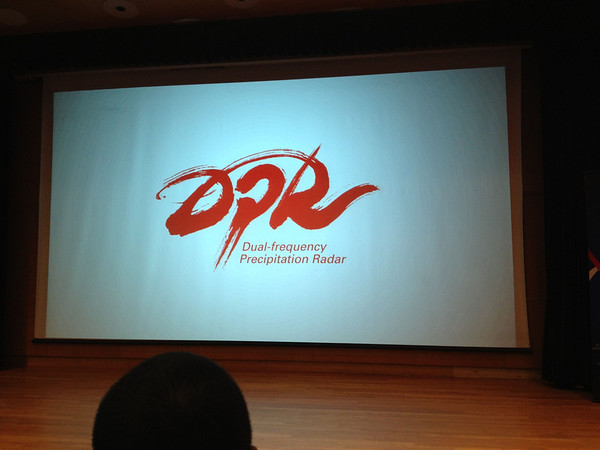 iPhone photo of the DPR logo, which was created by a commissioned artist.