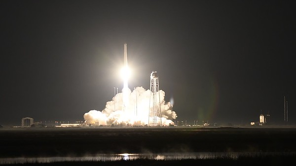 Antares-Cygnus launch Nov 17, 2018