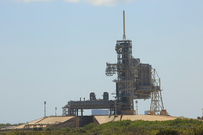 Launch pad 39A.