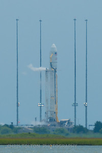 CYGNUS PREPARING FOR LAUNCH 6