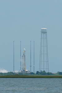 CYGNUS PREPARING FOR LAUNCH 10