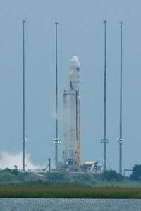CYGNUS PREPARING FOR LAUNCH 9
