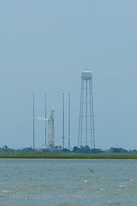 CYGNUS PREPARING FOR LAUNCH 3