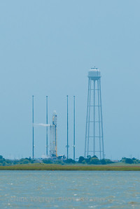 CYGNUS PREPARING FOR LAUNCH 5