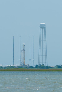 CYGNUS PREPARING FOR LAUNCH 2