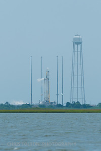 CYGNUS PREPARING FOR LAUNCH 8