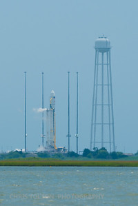 CYGNUS PREPARING FOR LAUNCH 4