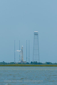 CYGNUS PREPARING FOR LAUNCH 7
