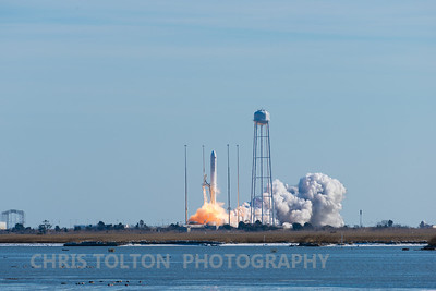 CYGNUS LAUNCH-2