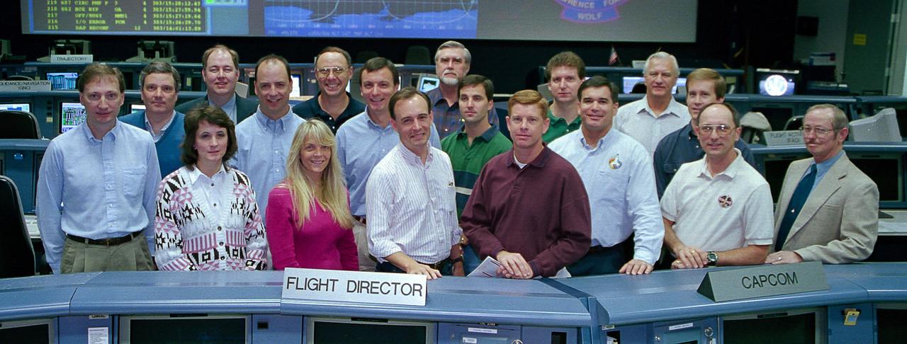 DA8/Flight Directors, 1997