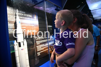 NASA's Journey to Tomorrow traveling exhibit in Savannah 6-16-18