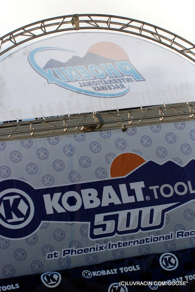 KOBALT TOOLS 500 AT PHOENIX INTERNATIONAL RACEWAY