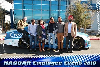 NASCAR Employee Event 2018