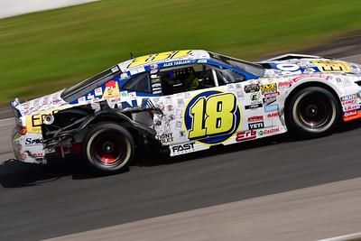 No.18 Alex Tagliani.