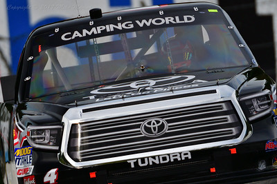 NASCAR Camping World Truck Series Chevrolet Silverado 250 Race Weekend