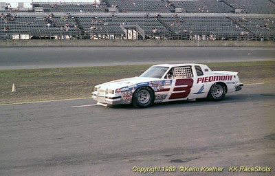 Ricky Rudd. #3 Richard Childress Pontiac