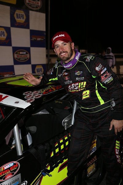 NWMT 10/9/2016 44th Annual NAPA Auto Parts Fall Final 150 Stafford Motor Speedway