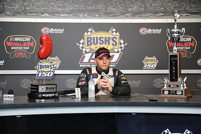 NWMT 8/16/2018 Bush Beans 150 Bristol Motor Speedway