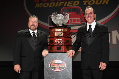NASCAR Whelen Modified Tour 2008 Awards Banquet Mohegan Sun 12/13/08