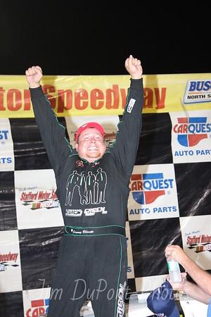 NWMT New England Dodge Dealers 150 Stafford Motor Speedway 8/8/08