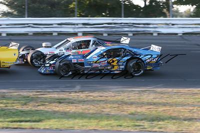 NWMT 10/4/09 Carquest Fall Final Stafford Motor Speedway