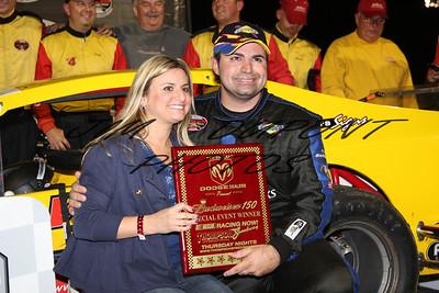 NWMT 9/3/09 Budweiser 150 Thompson Int Speedway