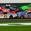 Trevor Bayne Pushed to Finish at Daytona 500