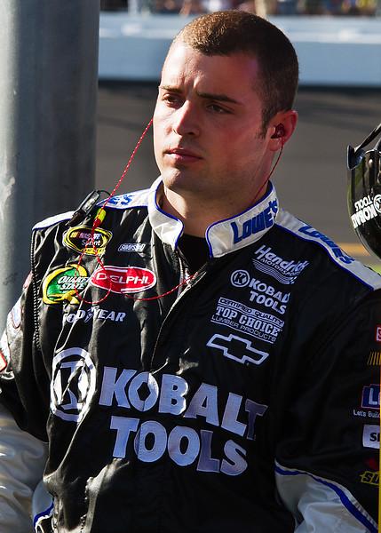RJ Barnett Daytona 500