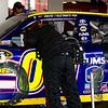 David Reutimann Garage Daytona