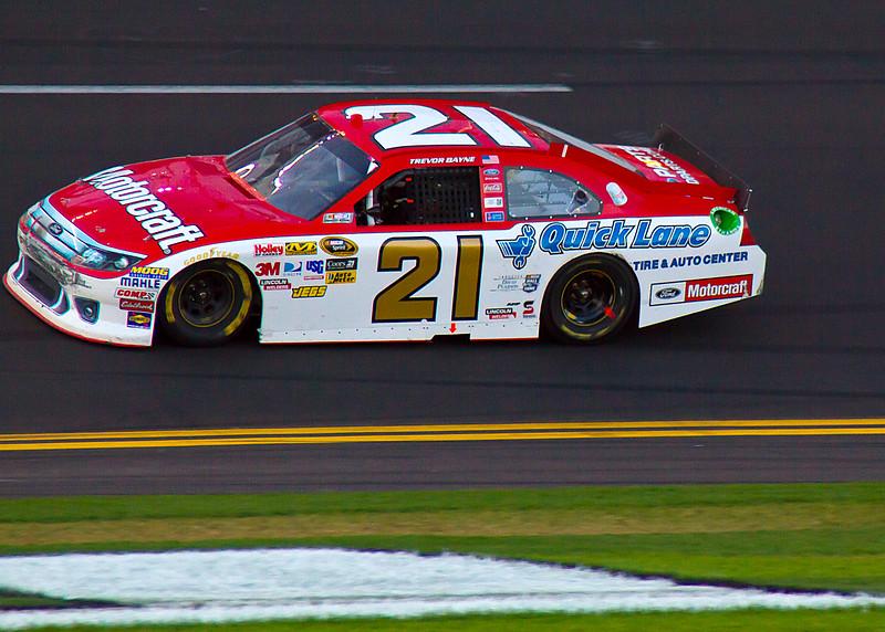 Trevor Bayne Wins Daytona 500