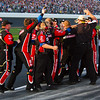 Wood Brothers Racing Celebrates 2011 Daytona Win on Pit Road