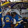 David Reutimann Garage Repairs Daytona.