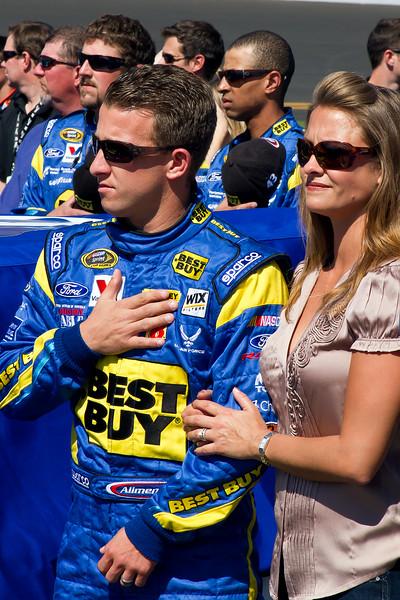 AJ Allmendinger 2011 Daytona 500