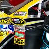 Marcos Ambrose Garage Repairs Daytona 500.