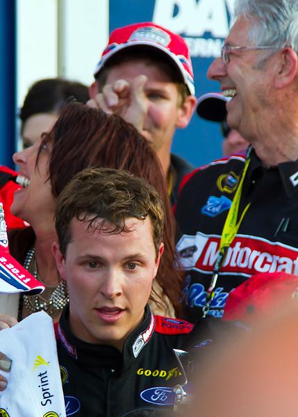 Trevor Bayne 2011 Daytona 500