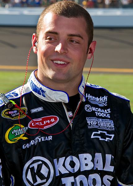 RJ Barnett Daytona 500 Jimmie Johnson Crew