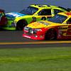 Paul Menard Pushes Clint Bowyer at Daytona While Kurt Busch Rides Bottom Line