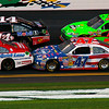 Bobby LaBonte Pushes Bayne to Victory at Daytona 500