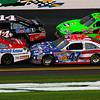 Bobby LaBonte Pushes Bayne to Victory at Daytona 500