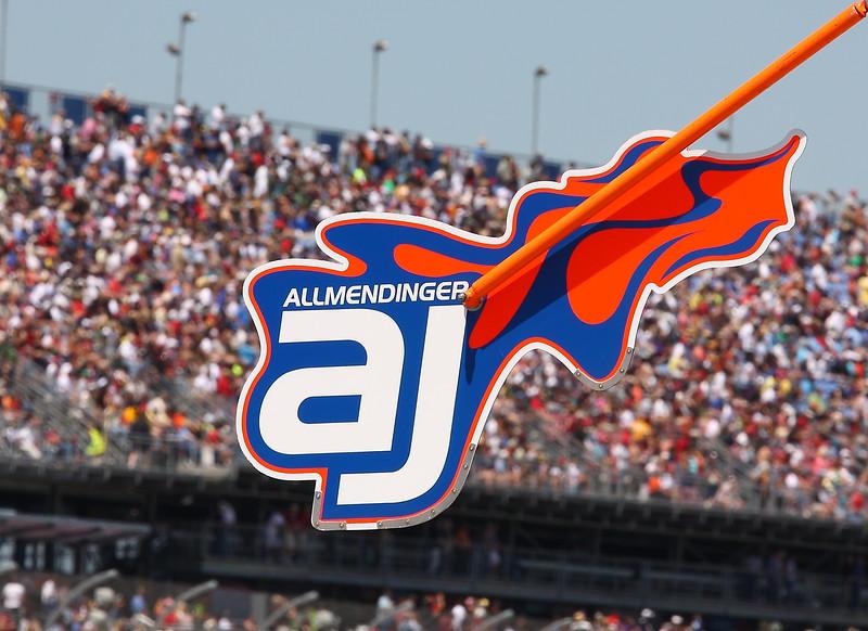 AJ Allmendinger Talladega