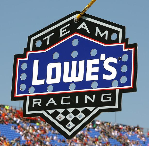 Nascar Sprint Cup Lowe's Racing Talladega