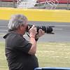 World famous race photographer John Davison.
