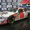 the #88 JR Racing car of Brad Keselowski