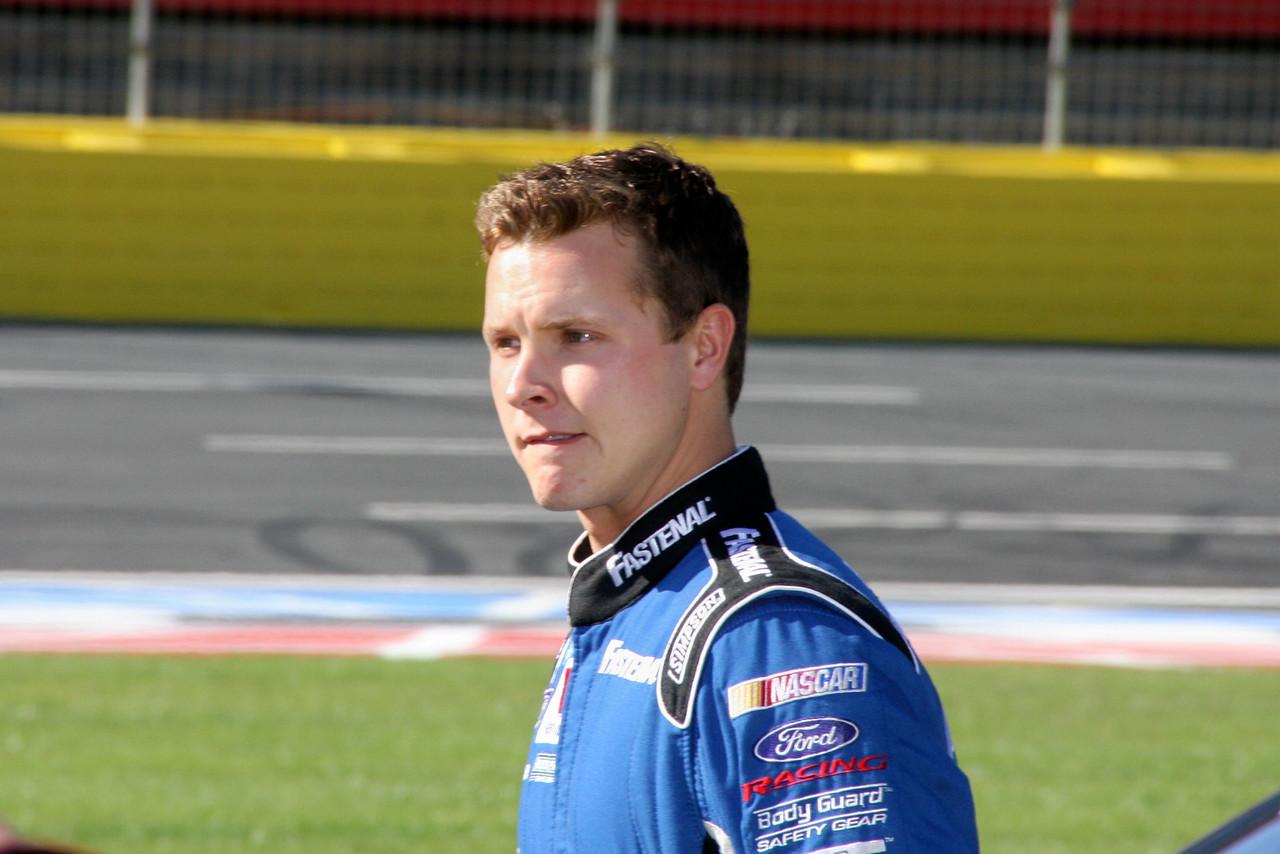 Daytona 500 winner Trevor Bayne