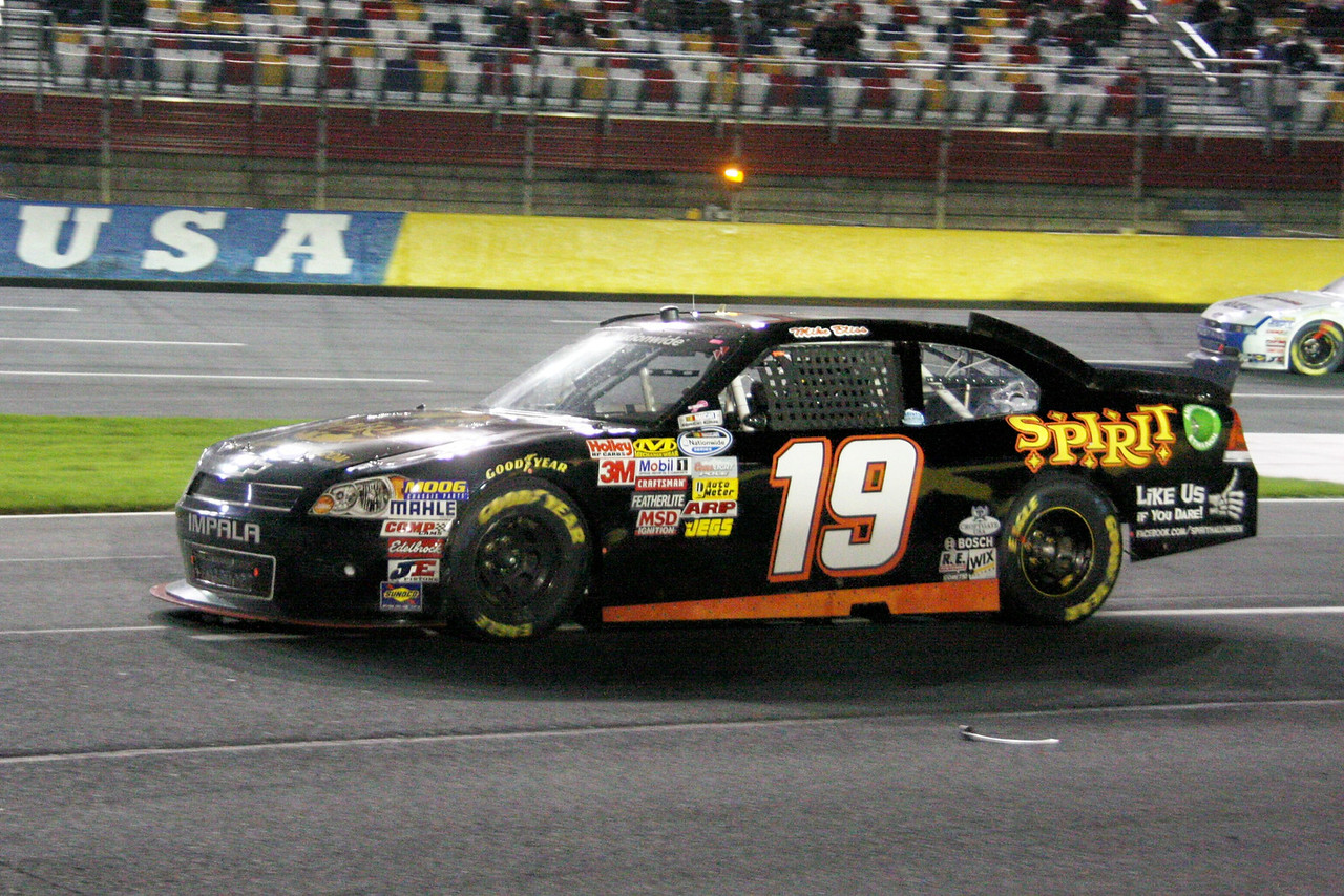 #19 Mike Bliss