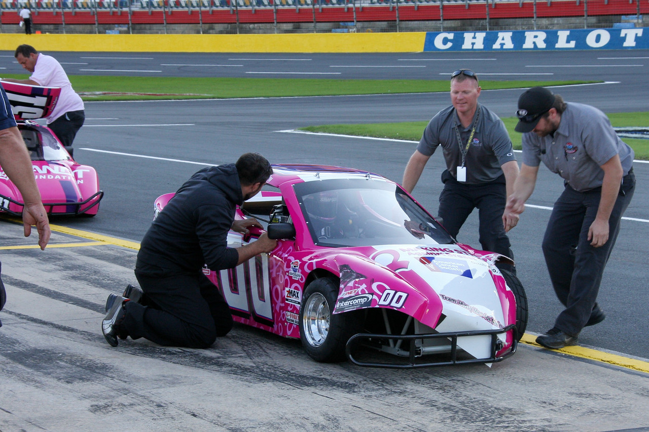 Kristen Yeley's car was damaged in the wreck