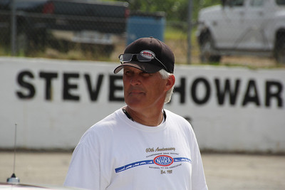 NASCAR Nationwide champion Jeff Green was on hand