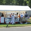 food stands are available around the course.