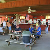 the main concession stand,