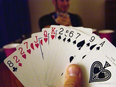 best. spades hand. ever.